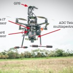 Drone for precision agriculture