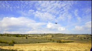 Aerial photography -precision agriculture