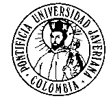 Sello Universidad Javeriana
