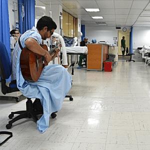 Recital en el Hospital