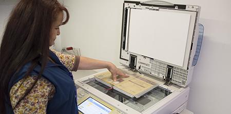 Resultado de imagen para fotocopias bibliotecas