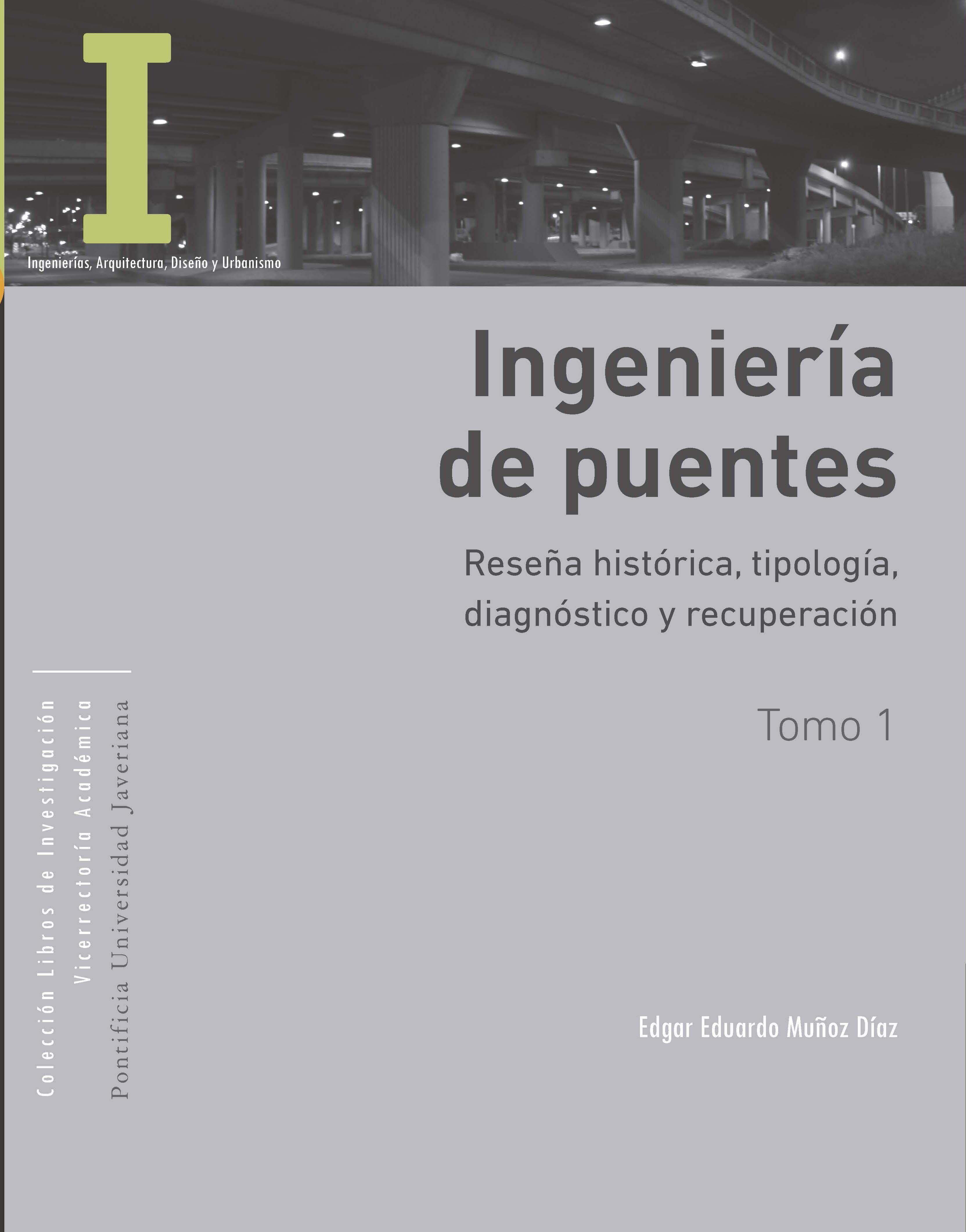 ingenier a de puentes pontificia universidad javeriana On ingenieria estructural pdf
