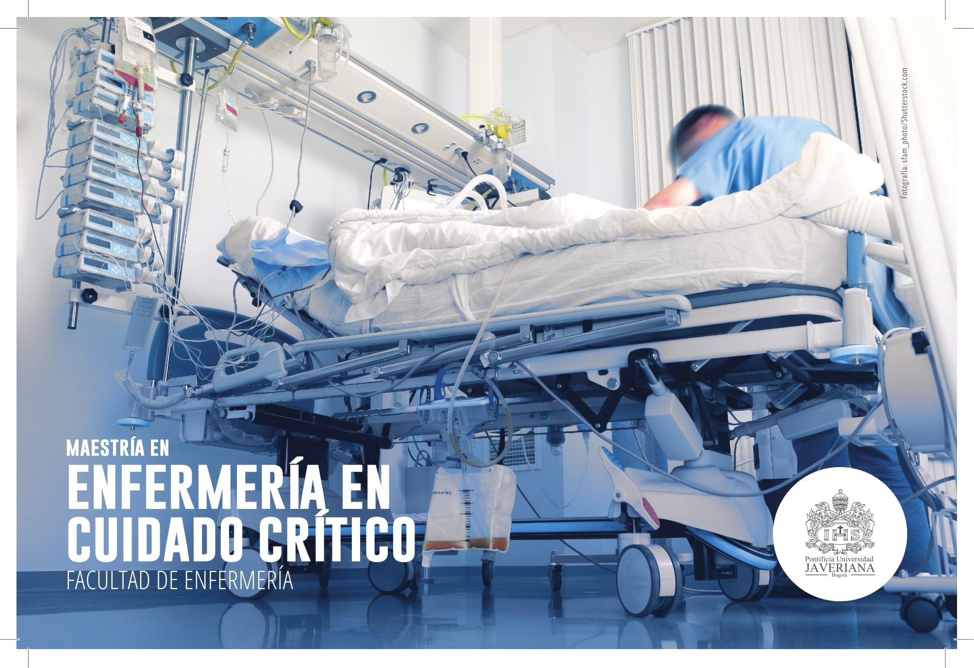 Especialización en Enfermería en Cuidado Crítico   Pontificia ...