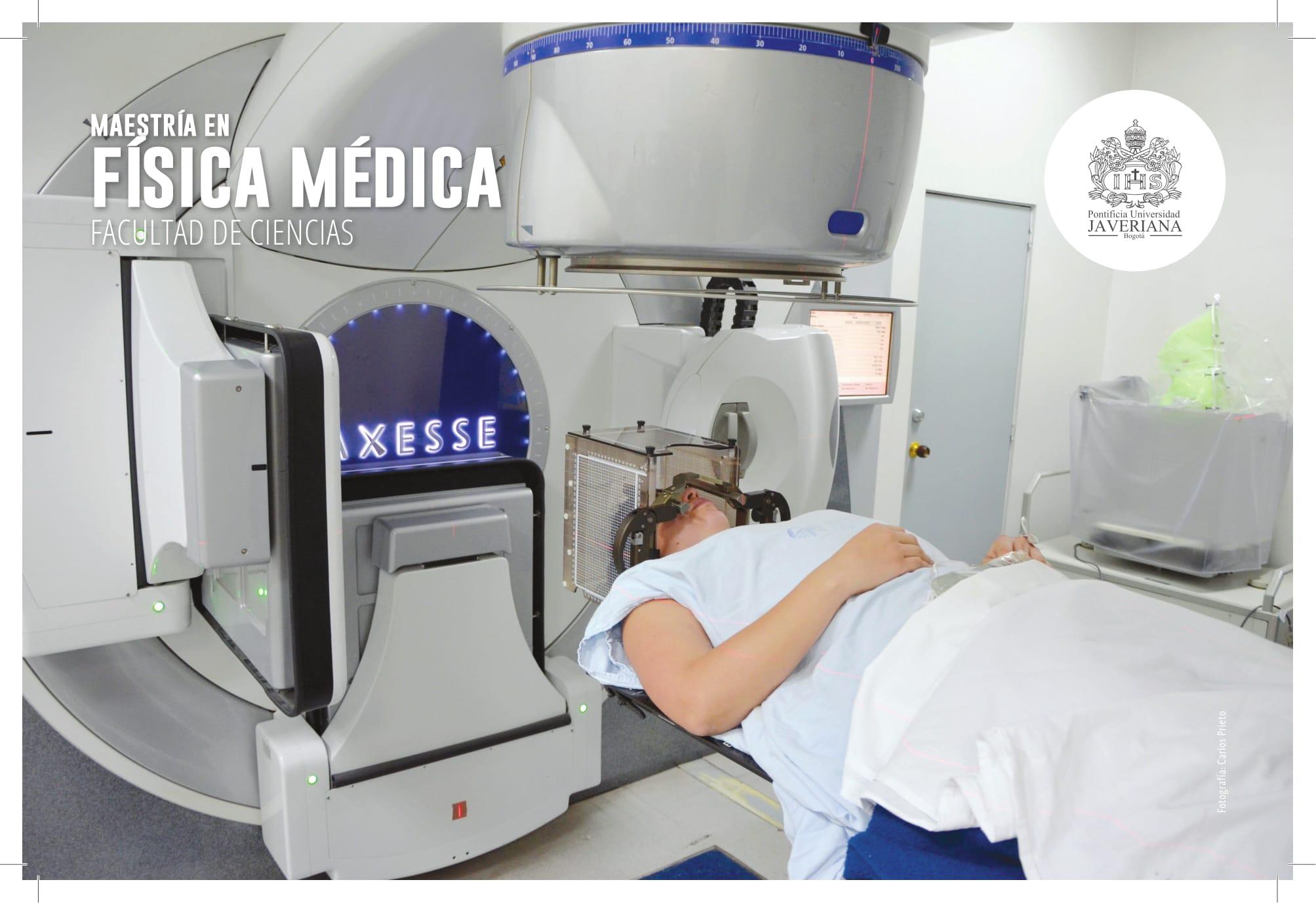 Maestría en Física Médica | Pontificia Universidad Javeriana
