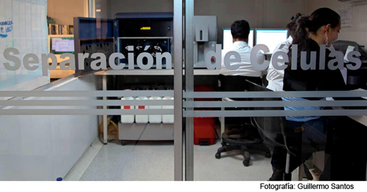 Tecnología de punta para la investigación en biología celular