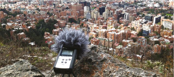 En Bogotá suenan los cerros orientales