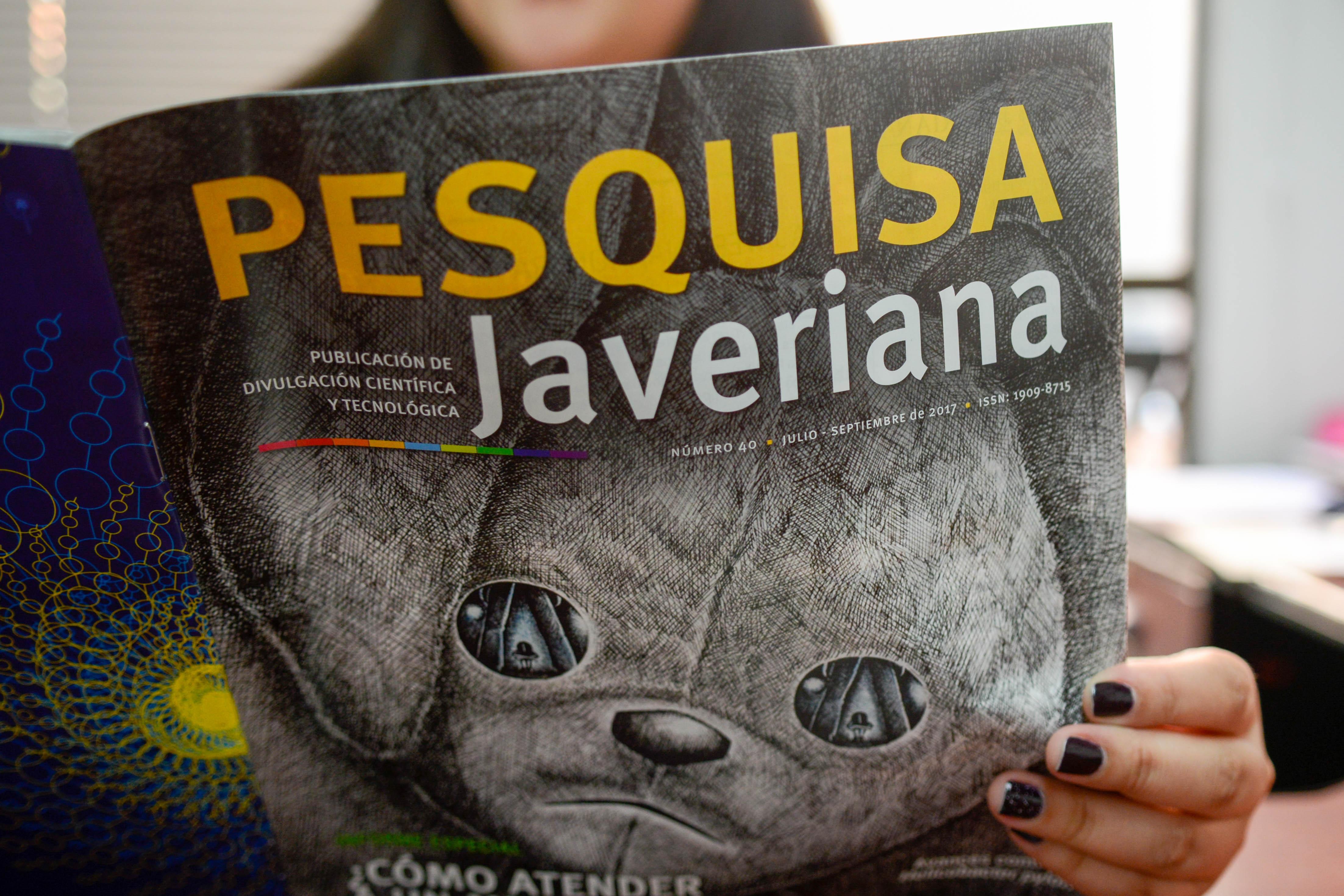 Ya circula la edición 40 de Pesquisa Javeriana