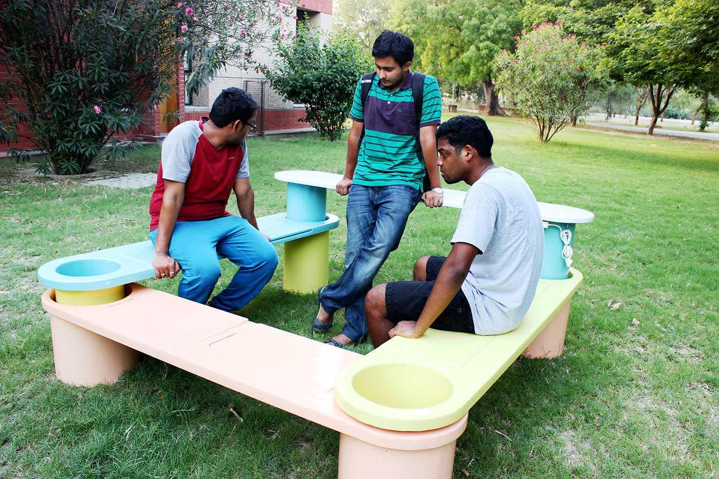 Un mueble dinámico: primera patente de la Javeriana Cali