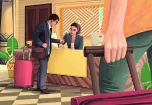 El huésped tiene la palabra: ¿conforme con la calidad del servicio hotelero?