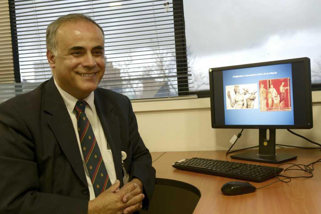 Gabriel Lago, médico pediatra e investigador de la Facultad de Medicina en la Pontificia Universidad Javeriana. /Felipe Abondano
