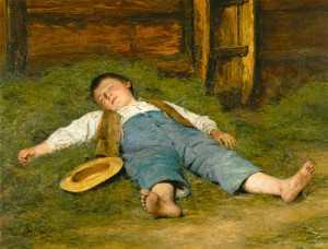 La infancia en la pintura histórica
