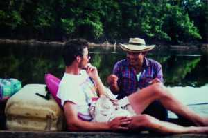 La iniciativa, heredada de su papá, de conocer a fondo cada rincón de Colombia, ha llevado a Andrés Etter a lugares como el Chocó, la Amazonia y la Orinoquia.