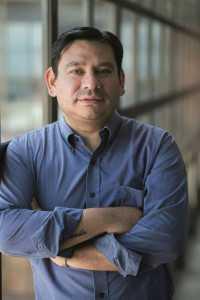 Fabián Acuña, profesor asistente de la Facultad de Ciencias Políticas y Relaciones Internacionales de la Pontificia Universidad Javeriana