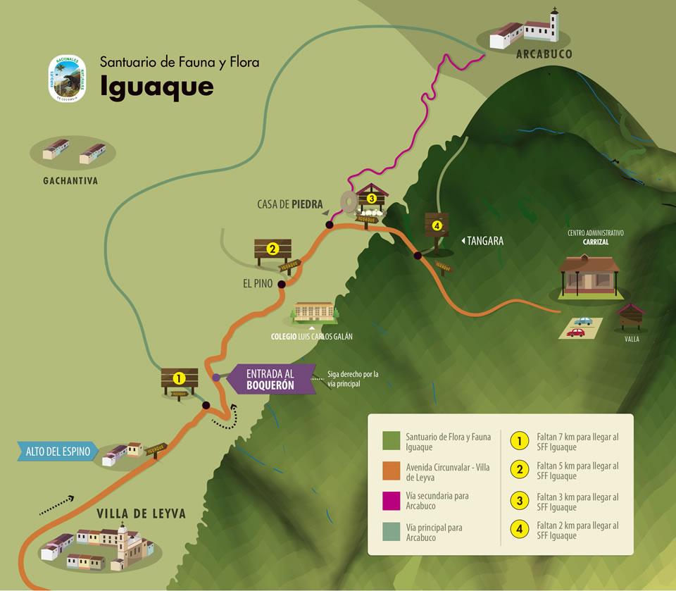 Tomado de: Parques Nacionales Naturales de Colombia.