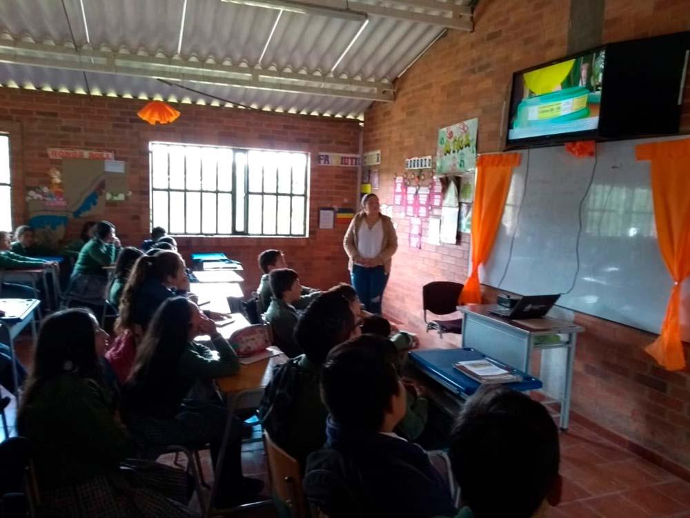Colegio El Volcán