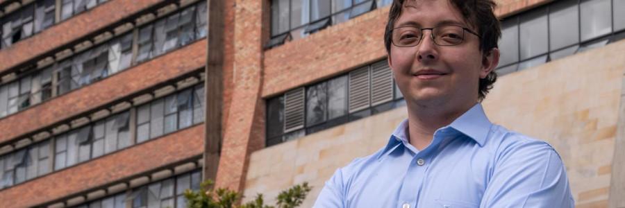 Carlos Felipe Buitrago, un psicólogo dedicado a la ciencia
