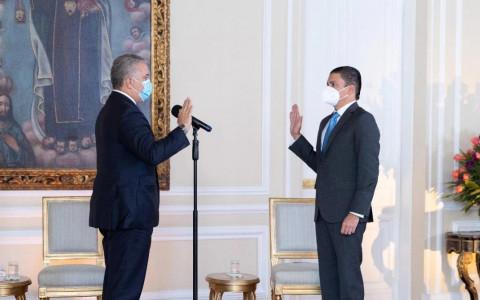 Tito Crissien es el nuevo ministro de Ciencia