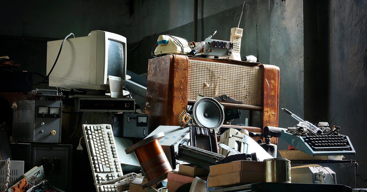 Otra pandemia moderna: la basura eléctrica y electrónica