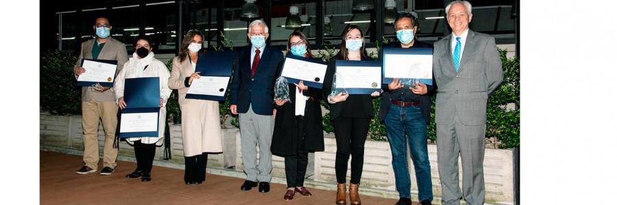 Estos son los ganadores del Premio Bienal Javeriano a la Innovación e Investigación