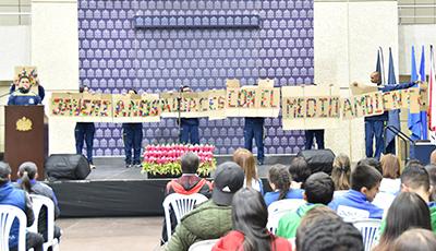 Las XXVII Olimpiadas Javerianas comprometidas con el medio ambiente