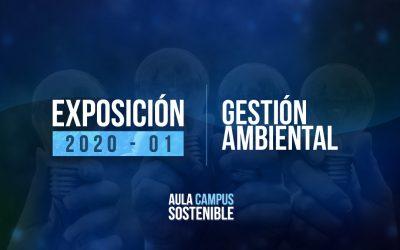 Gestión Ambiental |Exposición 2020 – 01