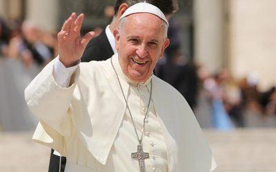 Papa Francisco designa a la Universidad Javeriana para liderar el Pacto Global por la Educación en el marco de la Ecología Integral