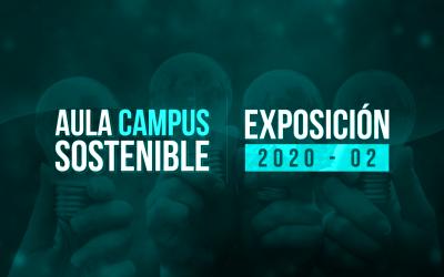 Aula Campus Sostenible | Exposición 2020-02