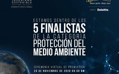 Finalistas de Premios Portafolio |Medio Ambiente