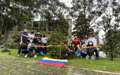 Siembras por la paz de Colombia