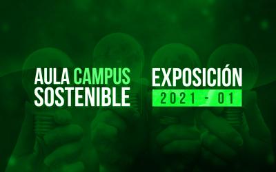 Aula Campus Sostenible Exposición 2021-01